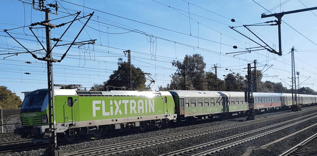 Günstige Bahntickets bei Flixtrain