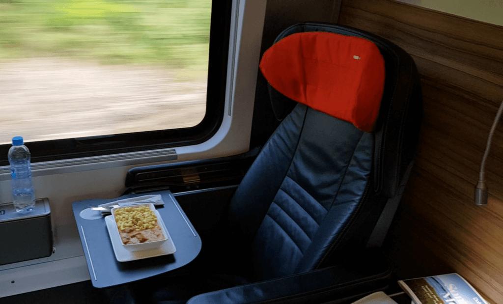 ÖBB Railjet 1. Klasse