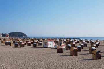 Ostsee Strandkorb