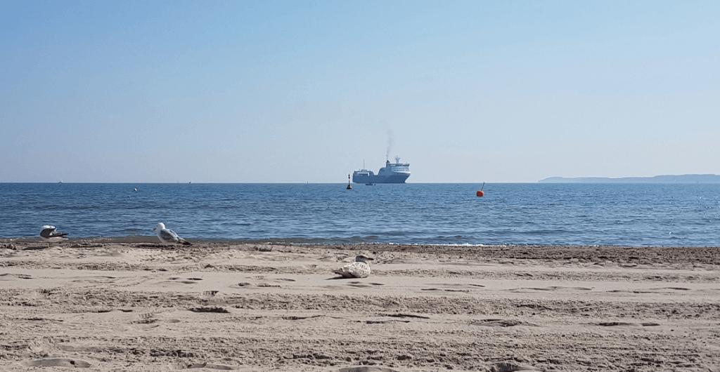 Lübeck - Travemünde Strand - Fähre
