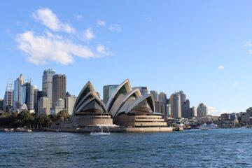 Opernhaus in Sydney- Australien