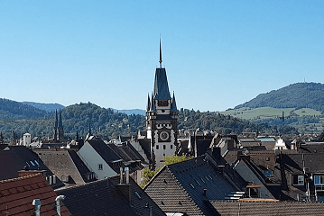 Freiburg-Black Forest